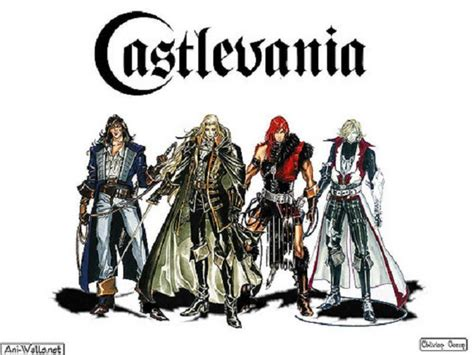 Vania Series 2 castlevania season 2 netflix looking for more from this adaptation master herald
