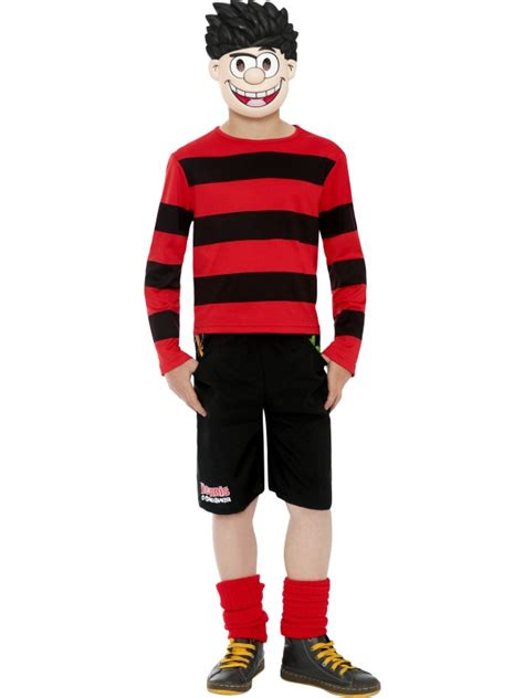 fancy dress costumes plymouth dennis the menace costume child s fairytale and