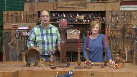 video mega turnings watch american woodshop online wbgu tv video