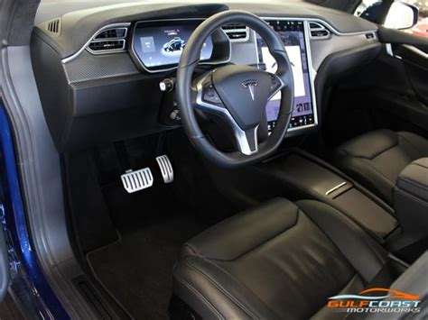 tesla model  pd  sale  fl stock