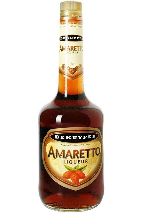 best amaretto dekuyper amaretto liqueur haskell s