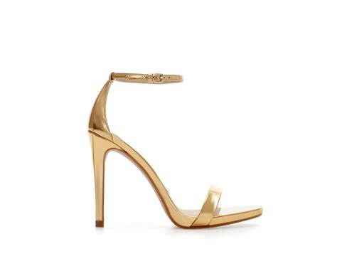 gold strappy sandal heels cheap gold high heels for is heel part 615
