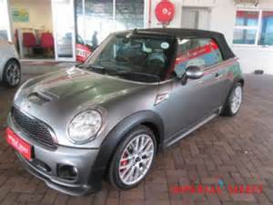 Mini Cooper S South Africa Used Mini Cooper S Cooper Works Convertible For Sale