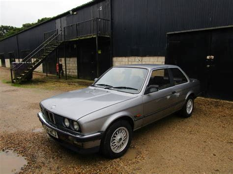 bmw e30 325i coupe for sale bmw e30 325i coupe 1987 restoration project sold car and