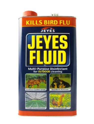 jeyes jeyes fluid cleaner  disinfectant amazoncouk