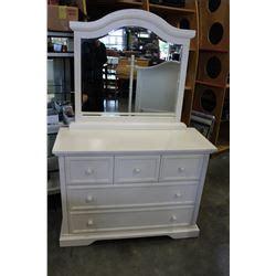 cafe kid dresser cafe kid 5 drawer dresser with mirror