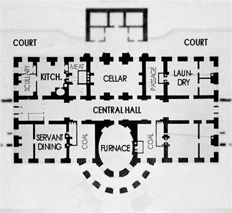 white house replica floor plans white house residence third floor plan