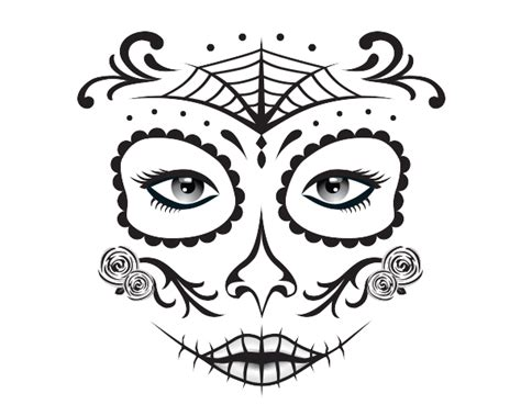 Day Of The Dead Drawings Easy by Day Of The Dead Heatheradesign