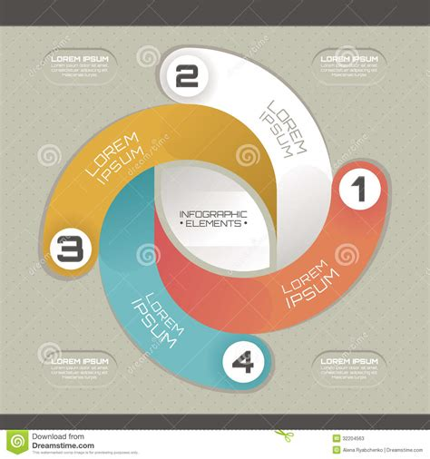 graphic design layout diagrams modern infographic template stock photos image 32204563