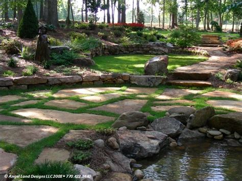 backyard stream ideas 48 best images about creek landscaping ideas on pinterest