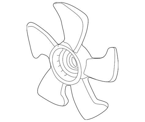 Fan Denso fan cooling denso honda 19020 pt0 003 honda car