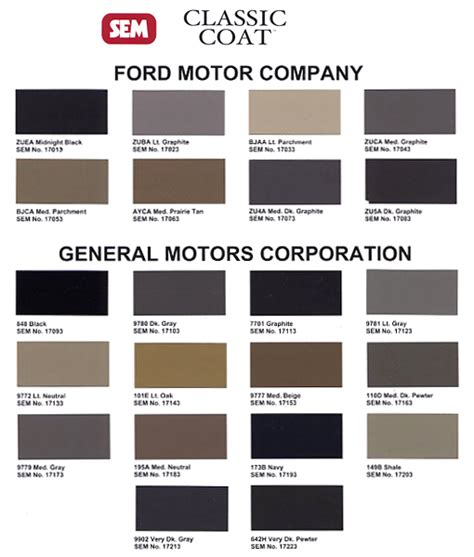 81 interior colors ford truck enthusiasts forums