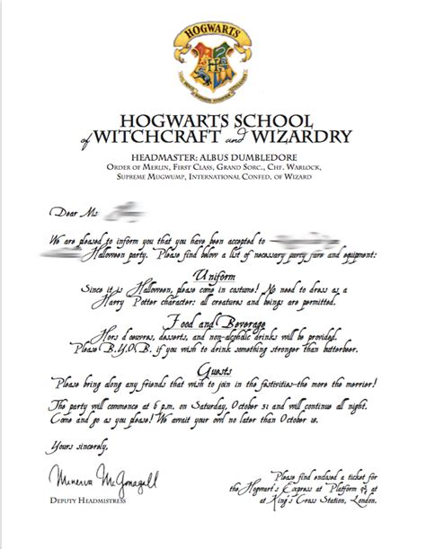 A Very Harry Halloween Diy Harry Potter Halloween Invitations Harry Potter Invitation Template Free