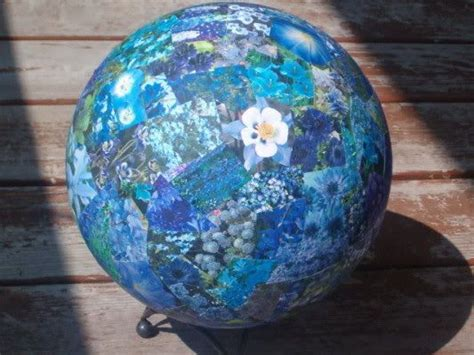 Garden Decorating Bowling Balls by Top 10 Diy Decorative Garden Balls Gardens Caves And