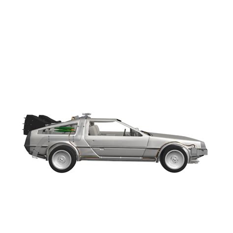 3d Room delorean dmc 12 design and decorate your room in 3d