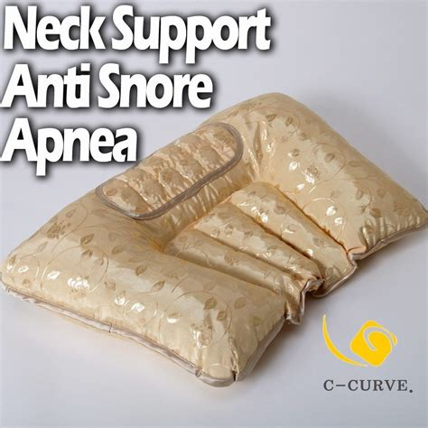 Chiropractic Pillows For Neck by New Neck Headache Car Whiplash Injury Healthy Pillow