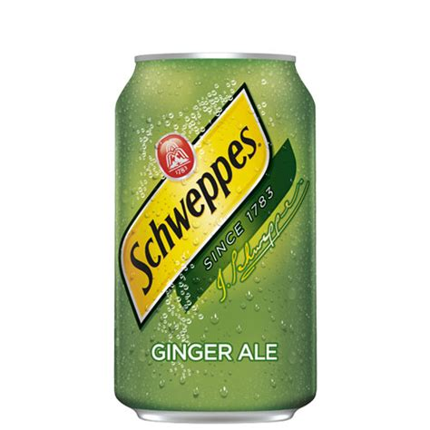 Schweppes Ginger Ale 12oz   Prestige Services   Vending Machines   Bottled Water   Micro Markets