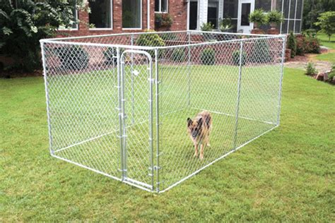 craigslist kennel are there any easy to set up large proof fences quora