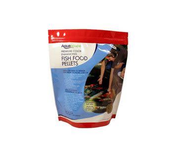 aquascape products aquascape color enhancing fish food pellets 500g fish