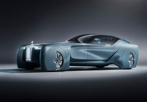 rolls royce vision the 100 years bmw vision 100 mini vision