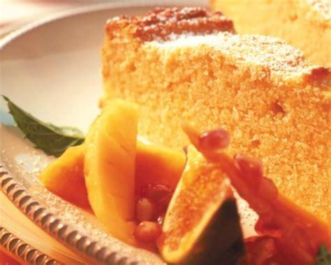 cucina marocchina dolci dolce di yogurt con frutta esotica marocco cucina