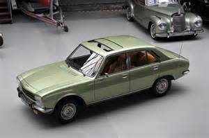 Amazing peugeot 504 returns in grand style