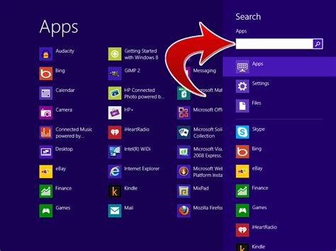 Search Pc Search Finding Things Using Search Pc Windows 8