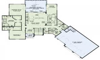 open house plans rustic house plans with open concept rustic house plans
