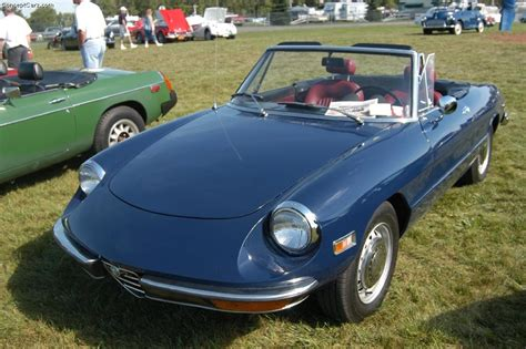 1971 Alfa Romeo Spider by Auction Results And Data For 1971 Alfa Romeo Spider Veloce