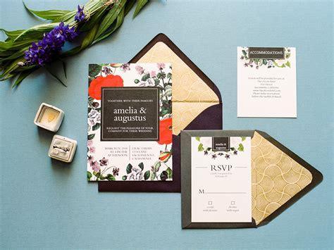 Wedding Invitations Sacramento by Wedding Invitations Sacramento California Maren