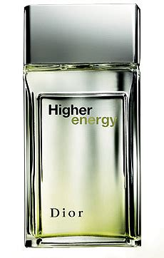 Parfum Higher higher energy christian cologne a fragrance for 2003