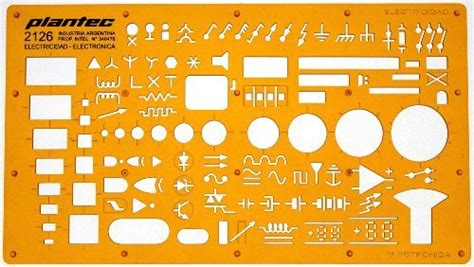 Electrical Drafting Templates by Electrical And Electronic Installation Symbols Drawing