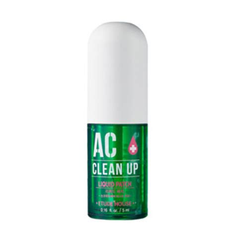 Etude House Ac Clean Up Toner 5 Ml Lotion 5 Ml etude house ac clean up liquid patch 5ml