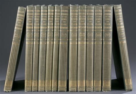 Expedition Original 6671 Ab Green original journals of the lewis clark expedition