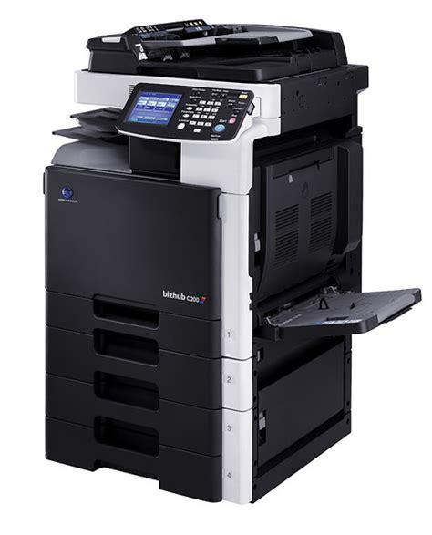 Mesin Fotocopy Konica Minolta Bizhub 283 jual multifunction konica minolta bizhub c200 harga