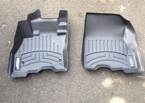 Nissan Leaf Floor Mats by Weathertech Floor Liners Installed In 2013 Leaf W Photos