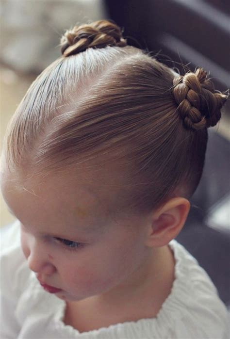 long hair buns for late 30 year old 30 cute and easy little girl hairstyles ideas for your girl
