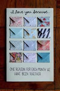 Anniversary Handmade Gift Ideas - best 20 scrapbook boyfriend ideas on