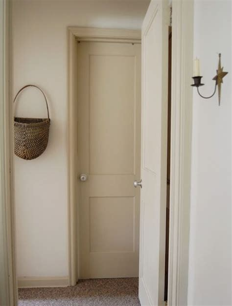one of my favorite paint colors on all of the doors and trim quot buttermilk quot from olde century