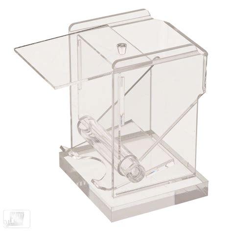 acrylic toothpick dispenser browne foodservice hltd5pl 4 1 4 quot x 2 1 2 plastic