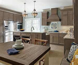 Homecrest Kitchen Cabinets Anchor Cabinet Finish On Cherry Homecrest