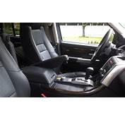 2009 Land Rover Range Sport  Interior Pictures
