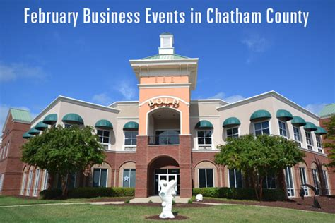 Chatham County Nc Records February Business Events In Chatham County Julie Roland Pittsboro And Chatham