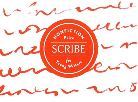 becoming a scribe books announcing the 2016 scribe nonfiction prize winner