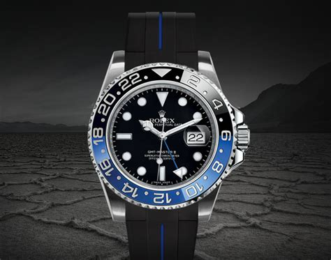 Rolex Gmt Master Ii Wblu For the great functionality of the rolex gmt master ii rubber b