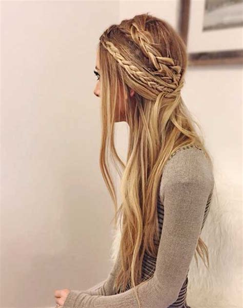 party hairstyles for long straight hair 15 party hairstyles for straight hair hairstyles