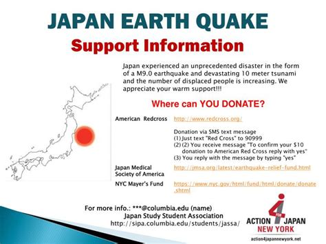 1000 images about interesting health news n facts on ppt japan earth quake support information powerpoint
