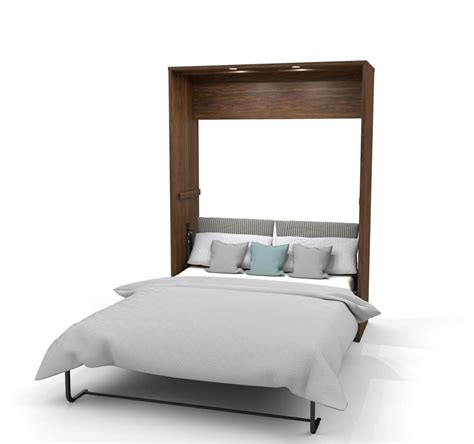 full wall bed wallbeds 60 full wall bed bestar