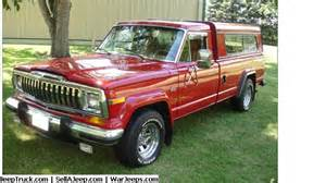 Jeep Truck For Sale To New 1988 Year Jeep J 10