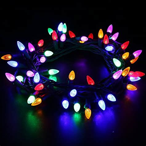 c3 led christmas lights ul listed outdoor led string lights weatherproof